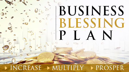 Business Blessing Plan