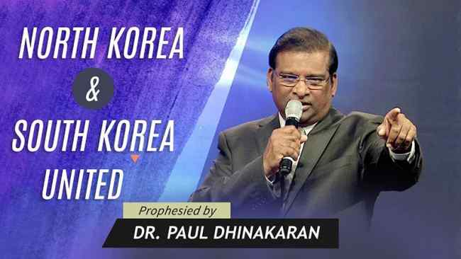 North Korea South Korea Prophecy